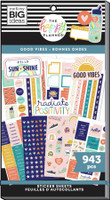 The Happy Planner - Me and My Big Ideas - Value Pack Stickers - Student - Good Vibes (#943)