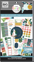 The Happy Planner - Me and My Big Ideas - Value Pack Stickers - Student - Out For Adventure (#1086)
