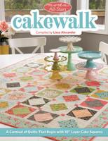Martingale - Moda All-Stars Cakewalk Book by Lissa Alexander