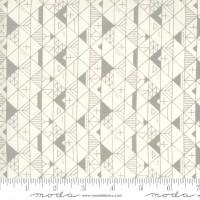 Moda Fabric - Smoke & Rust - Lella Boutique - Flax Cordillera #5133 12