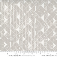 Moda Fabric - Smoke & Rust - Lella Boutique - Smoke Cordillera #5133 13