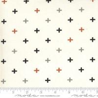 Moda Fabric - Smoke & Rust - Lella Boutique - Flax Plus #5135 12