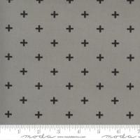 Moda Fabric - Smoke & Rust - Lella Boutique - Stone Plus #5135 14