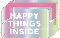 The Happy Planner - Me and My Big Ideas - Happy Things Inside Pen Pouch