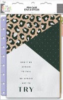 The Happy Planner - Me and My Big Ideas - Classic Snap In Pouch - Wild Styled