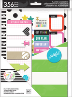 The Happy Planner - Me and My Big Ideas - Classic Accessory Pack - Grateful