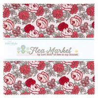 Riley Blake Fabric Layer Cake - Flea Market by Lori Holt of Bee in My Bonnet