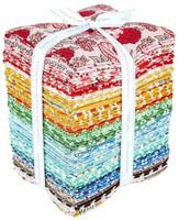 Riley Blake Fabrics - Flea Market by Lori Holt of Bee in my Bonnet - Fat Quarter Bundle
