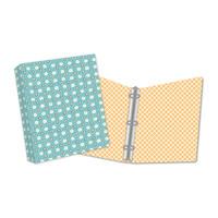 Riley Blake Designs - Lori Holt of Bee in my Bonnet - Flea Market - Bee Keeper Binder