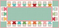 Riley Blake Designs - Prim by Lori Holt of Bee in My Bonnet - Prim Baskets Table Runner Kit