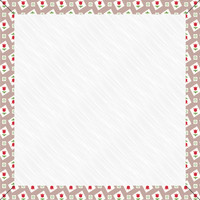 Riley Blake Designs - Lori Holt of Bee in my Bonnet - 7 Inch Design Board - Pewter Tulips