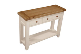 Juliet 3 Drawer Console Table