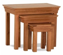Delta Nest of Tables