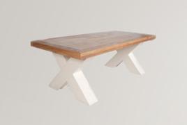 Maximus White Dining Table-230 cm
