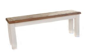 Maximus White Bench