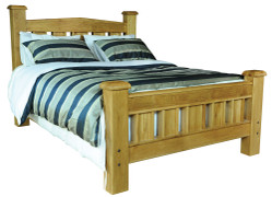 Danube 4'6 Bed