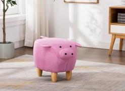 Percy Pig Foot Stool