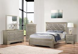 Calista 4'6 Bed