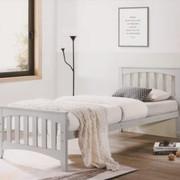 Carina 3' Bed-Grey