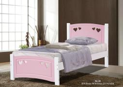 Vogue Bed-Pink