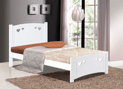 Vogue Bed-White