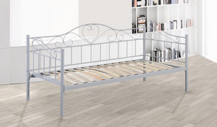 Lorraine Day Bed-Grey