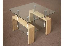 Frankfurt Oak Lamp Table