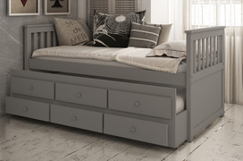 Fos Day Bed-Grey