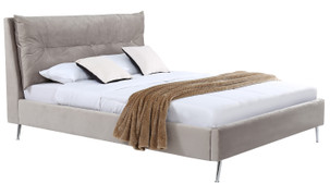 Avery 5' Bed-Subtle Mink