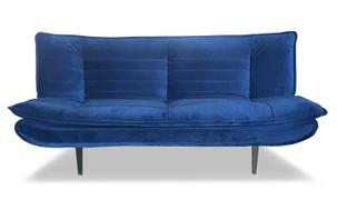 Ethan Sofa Bed-Blue