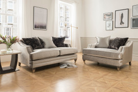 Belvedere 2 Seater-Pewter
