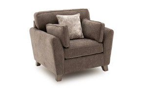 Cantrell 1 Seater-Mushroom
