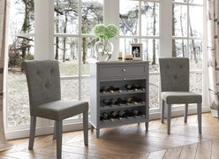 Marseille Wine Unit-Grey