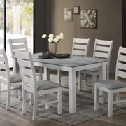 Alicante Dining Set With 4 Chairs