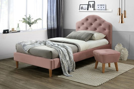 Chloe Bed-Pink