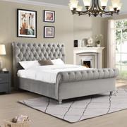 Kilkenny 6' Bed-Silver