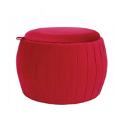 18404 Footstool-Red