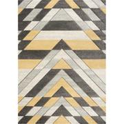 Asher Rug-Grey/Mustard (160/220 cm)