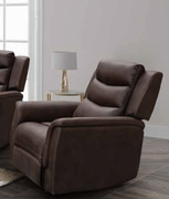 Oscar 1 Seater-Brown