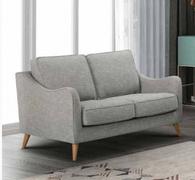 Robyn 2 Seater-Light Grey
