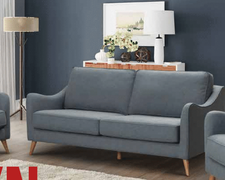 Robyn 3 Seater-Blue