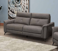 Archie 3 Seater-Grey