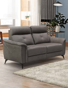 Archie 2 Seater-Grey