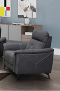 Archie 1 Seater-Grey