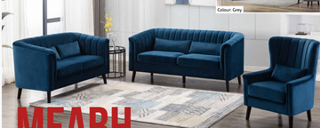 Meabh  3+2+1 Seater-Midnight Blue