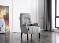 Barna Chair-Light Grey