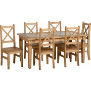 Salvador 1+6 Dining Set
