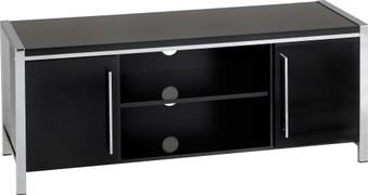 Charisma 2 Door TV Unit-Black