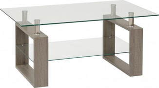 Milan TV Unit-Grey