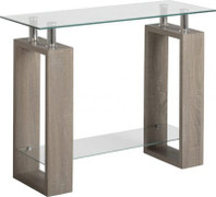 Milan Console Table-Grey